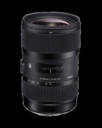 Sigma 18-35mm 1.8 Zoom EF