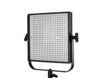Rent: Litepanels 1x1 Bi-color w/battery plate, gel pack (1of 7)