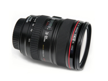Rent: Canon EF 24-105mm f/4L IS USM Lens (2 Available)