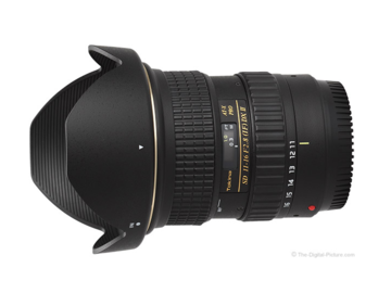 Rent: Tokina AT-X 11-16mm f/2.8 116 Pro DX II Lens