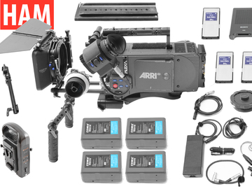 Rent: Arri Alexa EV Classic | EF or PL | Shoulder Rig | Matte Box