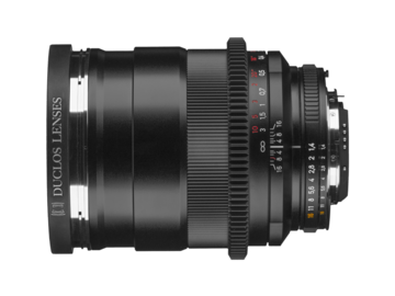 Rent: Zeiss ZF 35mm Prime Lens