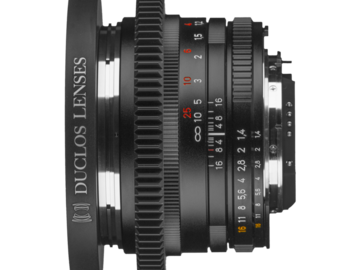 Rent: Zeiss ZF 50mm Lens