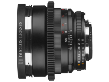 Rent: Zeiss ZF 85mm Prime Lens