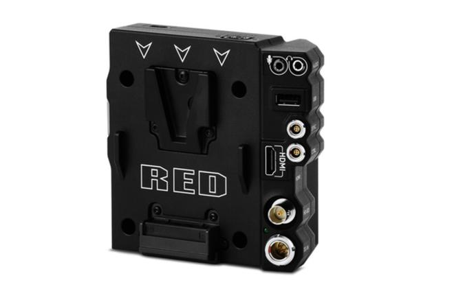 RED I/O V-Mount Expander