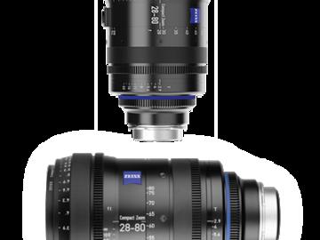 Rent: Zeiss Cinema Zoom 28-80mm 2.9