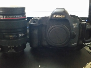Rent: Canon EOS 5D Mark III with 24 to 105 mm L lens