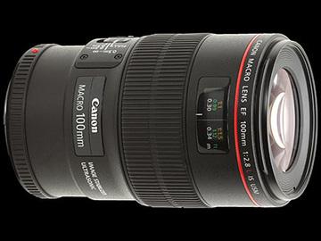 Rent: *Canon Macro Lens EF 100mm 1:2.8 L IS USM