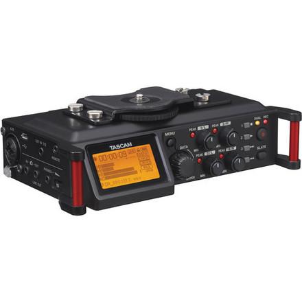 Tascam Dr-70d Audio Recorder