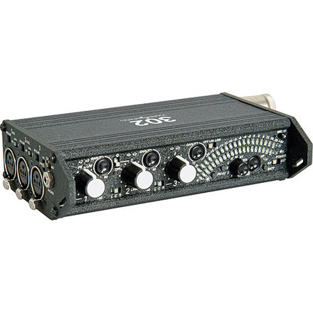 Sound Devices 302 Field Production Mixer