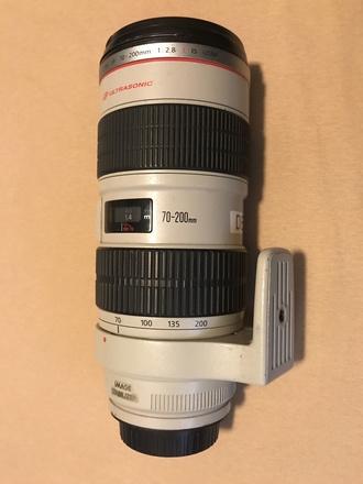 Canon EF 70-200mm f/2.8 L IS I USM