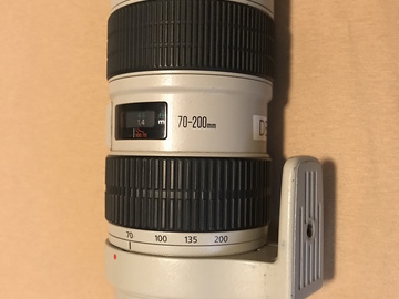 Rent: Canon EF 70-200mm f/2.8 L IS I USM