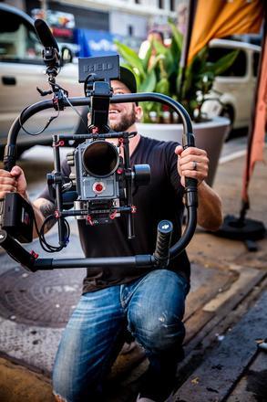 DJI Ronin-MX 3-Axis Gimbal Stabilizer & Cinema Camera Kit