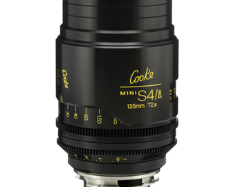Rent: 135mm Cooke Mini S4i T/2.8 Lens (Listing #2)