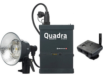 Rent: Elinchrom Quadra Living Light Kit with Lead Battery, S Head