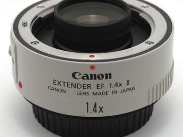 Rent: Canon EF 1.4x Extender