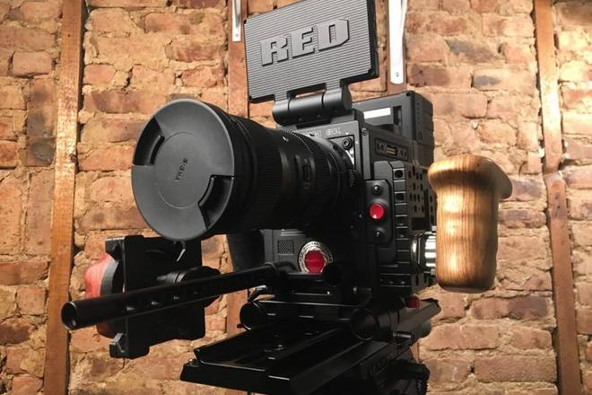 RED Epic-W Gemini basic package