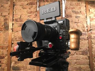 Rent: RED Epic-W Helium 8K Basic Package