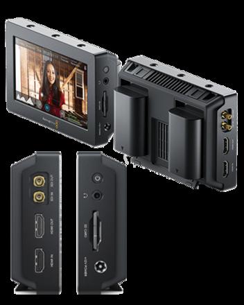 "Blackmagic 5"" Video Assist Recorder/Monitor"