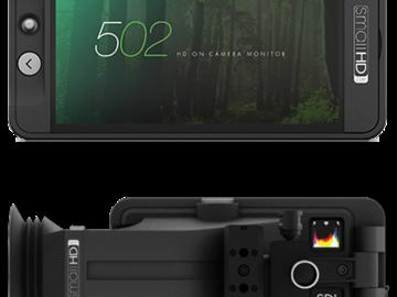Rent: SmallHD 502 HD 5-in On-Camera Monitor