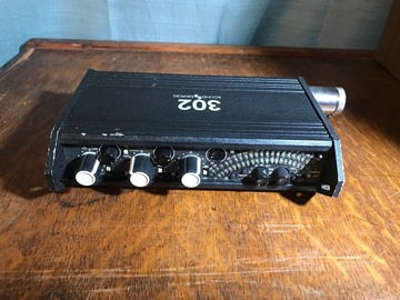 Rent: Sound Devices 302 Field Mixer