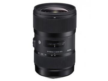 Sigma 18-35mm f/1.8 DC HSM Art - Nikon F/G Mount