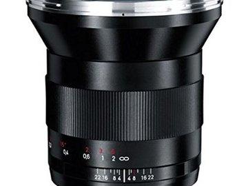 Rent: Zeiss Distagon 21mm F/2.8