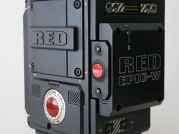 Rent: RED Epic-W Helium 8K S35