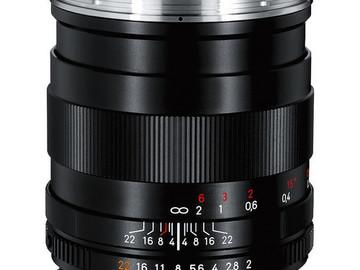 Rent: Zeiss Distagon 28mm f/2.0