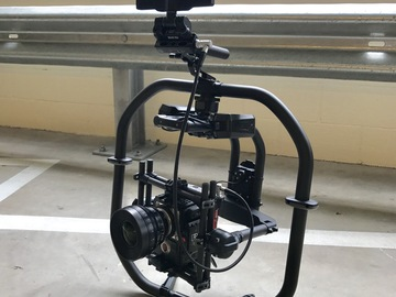 Rent: RED Epic-W Helium 8K S35 + Movi Pro (package)