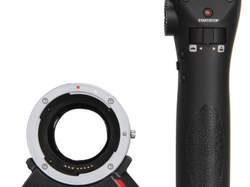 Rent: Aputure DEC Wireless Focus Lens Adapter E-mount cameras