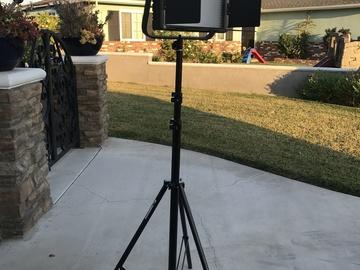 Rent: CAME-TV High CRI Digital 1024 Bi-Color LED 2-Light Kit