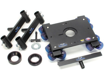 Rent: Dana Dolly Portable Dolly System with Original Track Ends