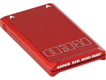 Rent: RED minimag 480gb