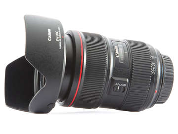 Canon EF 24-70mm f/2.8L II USM Lens + Tiffen Variable ND