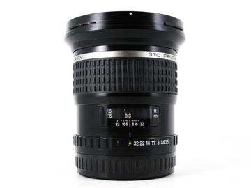 Rent: Pentax SMC FA 645 35mm f/3.5 IF