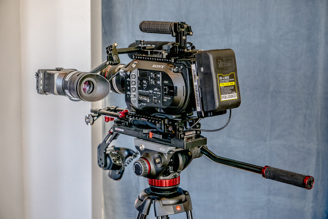 Sony PWX-FS7 Complete Shoot Ready Kit