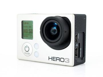 Rent: GoPro HERO 3 Silver