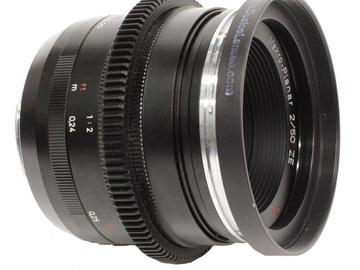 Rent: Zeiss Distagon Lens Set