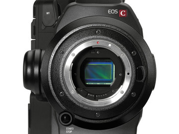 Rent: Canon EOS C300 Cinema Camera