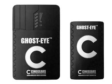 Rent: CINEGEARS Ghost–Eye 150m Wireless 1:2 HDMI/SDI Video Suite