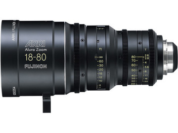 Rent: ARRI Alura 18-80mm T2.6 Zoom
