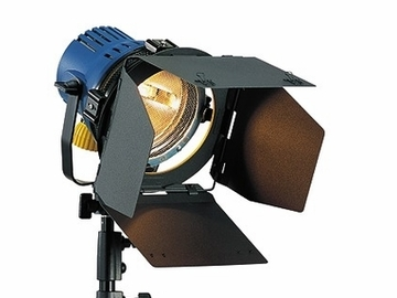 Rent: ARRI 1000W Open Faced 3-Light Kit (120VAC)