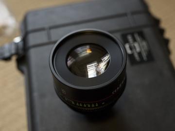 Rent: Canon CN-E 135mm T2.2 L F