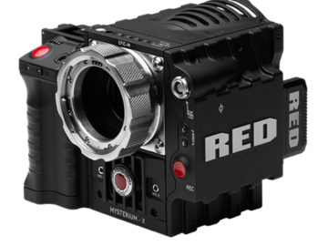 Rent: RED Epic MX Package