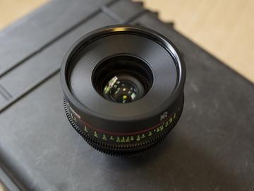 Rent: Canon CN-E 35mm T1.5 L F Cine Lens