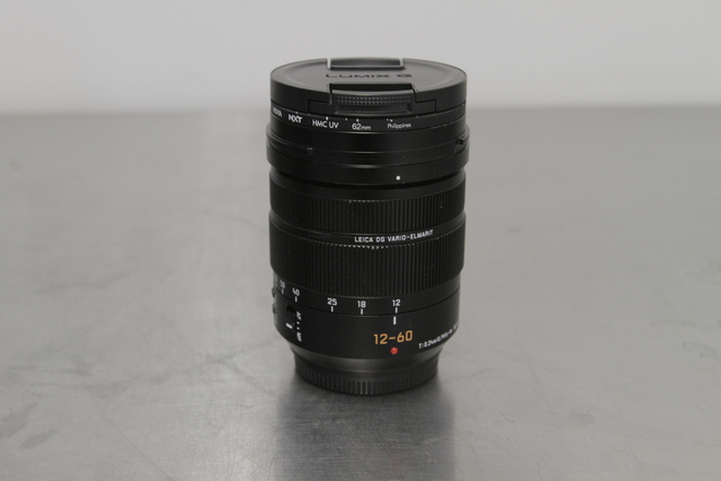 Panasonic Leica 12-60 f/2.8-4 mft