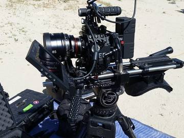 Rent: RED EPIC DRAGON w/ AC