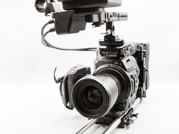 Rent: Canon C300MKii Full package W/Shogun Inferno ProRes Raw