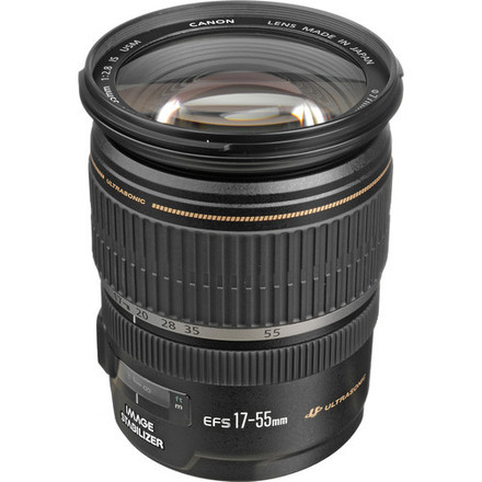Canon 17-55 2.8 EFS Lens